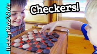 Checker Dance