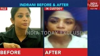 Exclusive Images Of Indrani Mukerjea After She Was Arrested