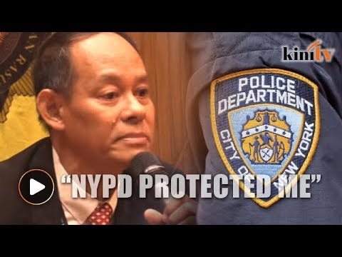 Shukri: NYPD protected me from harassment
