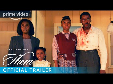 THEM - Official Trailer   Prime Video
