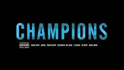 Champions - Kanye West ft 2 Chainz,Big Sean, Quavo,Gucci Mane,Yo Gotti,Travis Scott,Desiigner Lyrics