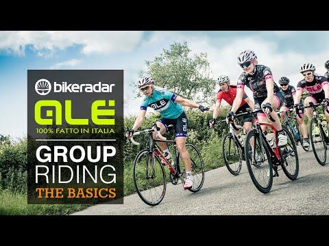 How To Master Basic Group Riding Skills