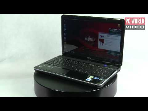Fujitsu Lifebook A Series - prezentacja PC World