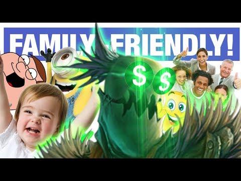 FAMILY FRIENDLY FIDDLESTICKS thumbnail