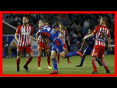 Breaking News | Riley McGree's wonder scorpion goal is featured in Sports Center's top 10 plays of