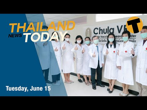 """Thailand News Today   Covid vaccine for foreigners, PM """"not going anywhere"""", Boss update   June 15"""