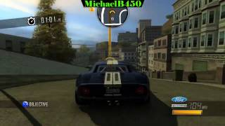 Driver: San Francisco Walkthrough - Part 2 - You can't get a hot girl in a Ford GT... - 02-24-2017
