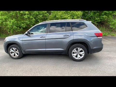 2018 Volkswagen Atlas Troy, Albany, Schenectady, Clifton Park, Latham, NY 5686ZR