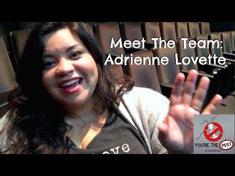 Meet The Team: Adrienne Lovette