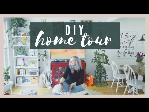 2019 DIY HOME TOUR | The Diaries of DIY Danie