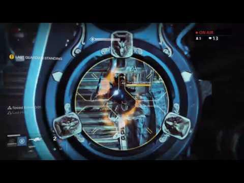 Destiny NightFall Strike and Prison of Elders Challenge
