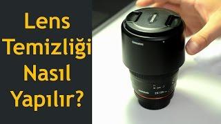 Lens Temizliği Nasıl Yapılır?