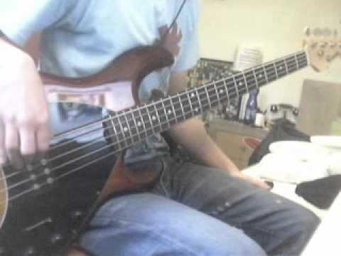 Anouk - The Dark - Bass Cover - Dan Lustiger