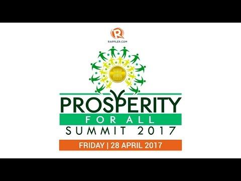 ASEAN 2017: Prosperity For All Summit