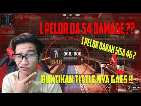 EKSPERIMEN TITTLE OA-93 YANG DEWA !! - PB GARENA INDONESIA
