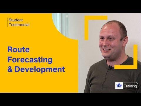 IATA Training | Route Forecasting and Development