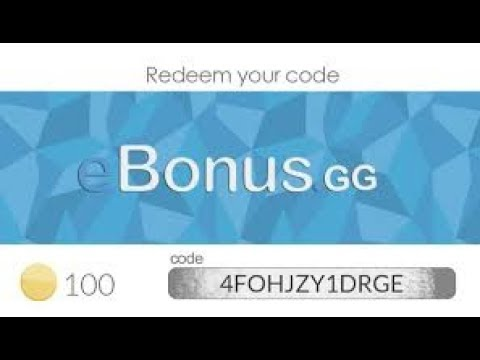 How To Get Coins Fast - Ebonus.gg // 5min - 200 Coins Codes ( Unlimited )