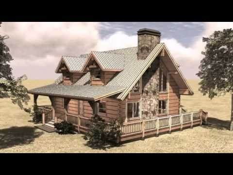 Lodge Style House Plans With Loft