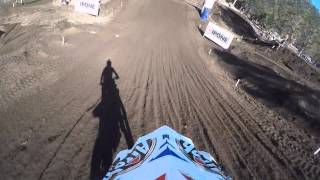 MXGP of Patagonia Argentina GoPro with Valentin Guillod