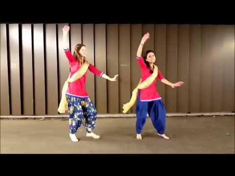 Bhangra Girls  KAUR B TERI WAIT Punjabi Girls Dance Performance  Desi Dance Video