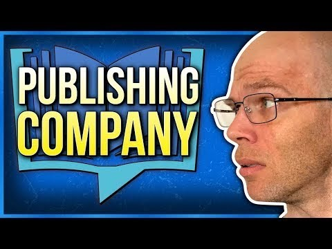 How To Start Your Own Publishing Company For Books