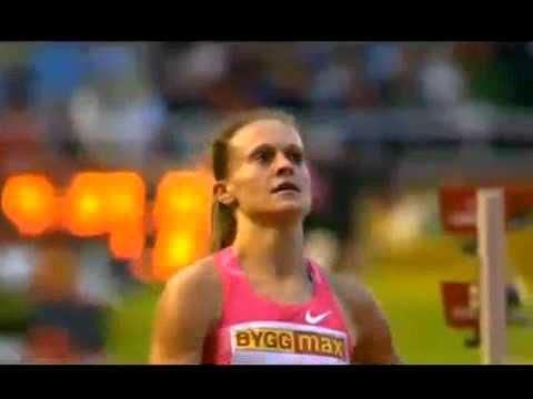 DN Galan Stockholm, Women 1500m
