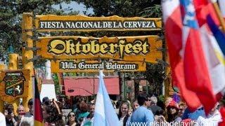 Fiesta Nacional de La Cerveza - Oktoberfest Argentina en Villa General Belgrano