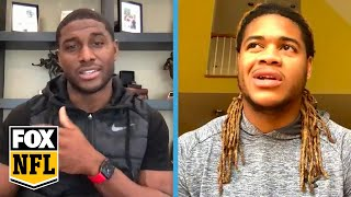 Chase Young to Reggie Bush: I'm not gonna go in there and look like a rookie | FOX NFL