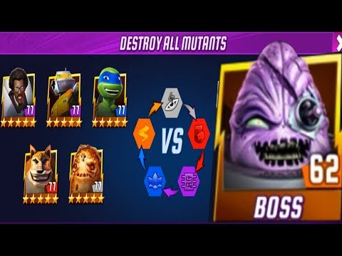 Teenage Mutant Ninja Turtles: Legends. Chapter 6 It's always strange in dimension x 10-12 |