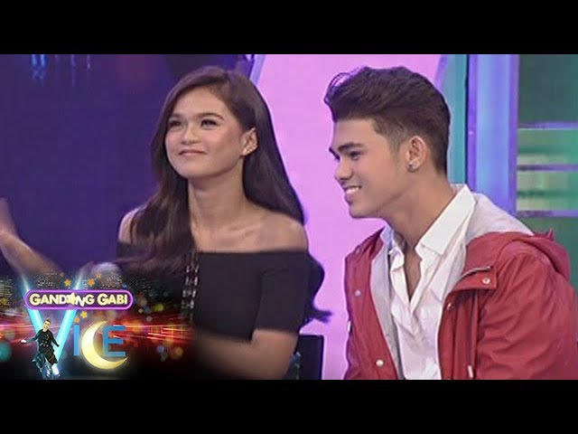 GGV: Maris Racal reminisces how Piolo Pascual tried to set her up with Iñigo Pascual