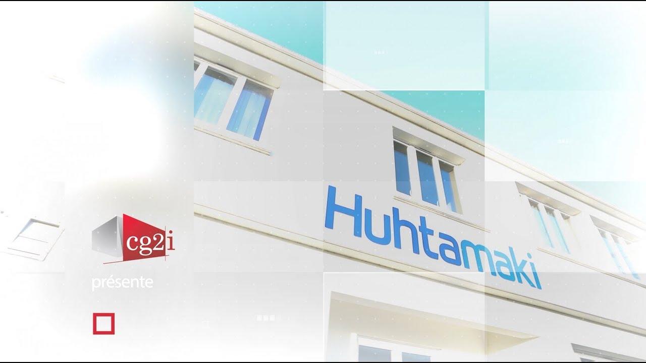 Nouvelle réalisation pour CG2i chez Huhtkamaki