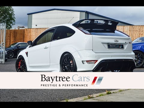 420BHP FORD FOCUS RS at Baytree Cars - £15k worth of Modifications
