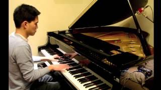 Jay Chou feat. Cindy Yen - 傻笑 Piano Cover