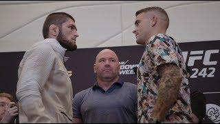 UFC 242: Media Day Faceoffs