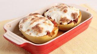 Spaghetti Squash Lasagna Bowls Recipe
