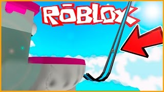 JUMP OF 1,000,000 METERS IN ROBLOX