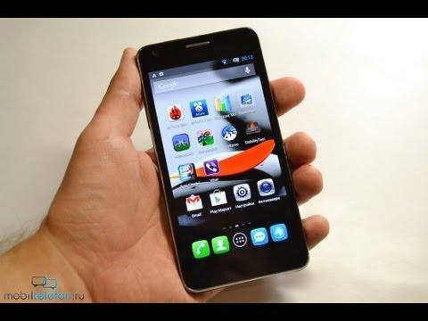 Предварительный обзор Alcatel One Touch Idol Ultra (preview)