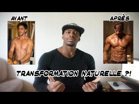 Les Transformations Naturelles Possibles ? Le Cas Shahruh khan !