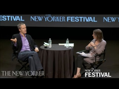 Geoff Dyer on his writing and D.H. Lawrence - The New Yorker Festival