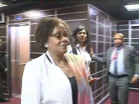 Le Premier ministre du Cameroun reçoit Mabingue Ngom et Siti Batoul Oussein