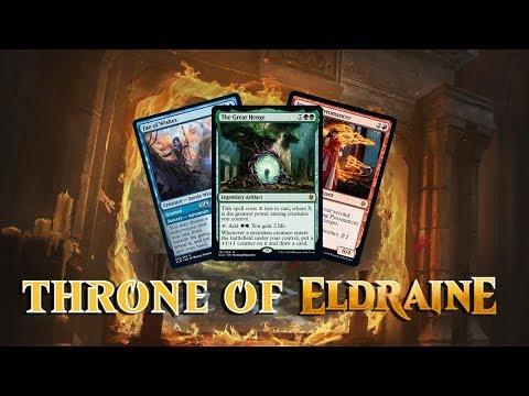Daily Throne of Eldraine Spoilers — September 18, 2019   The Great Henge, White Castle!