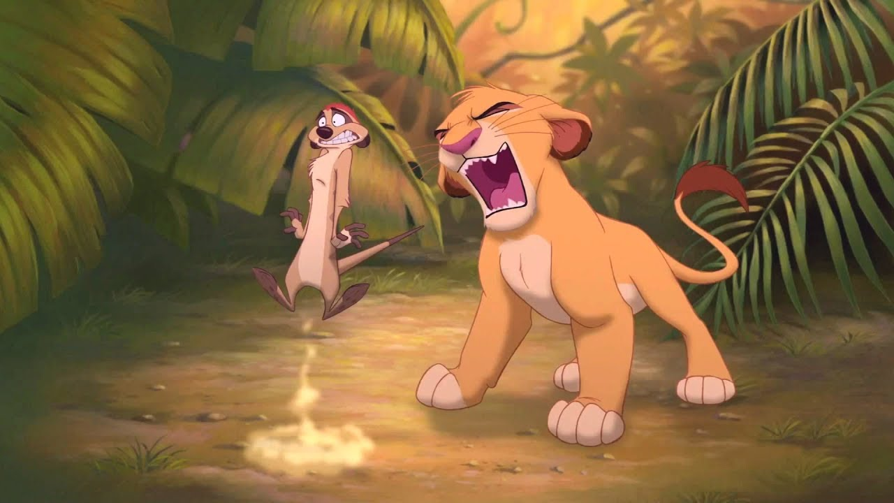 Download The Lion King 2: Simba's Pride (1998) Best Scene Part1089