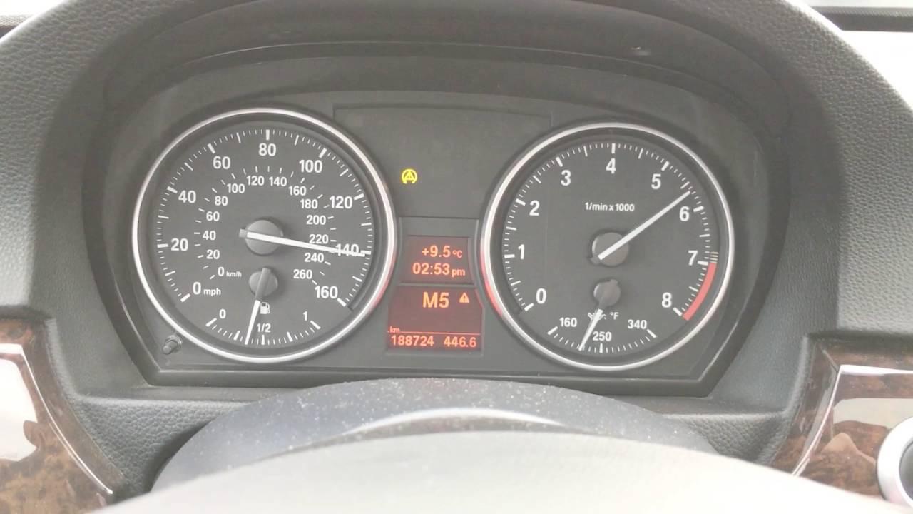 BMW 335i pulls - MHD 7 1 Stage 1+ FMIC map 60 - 160mph