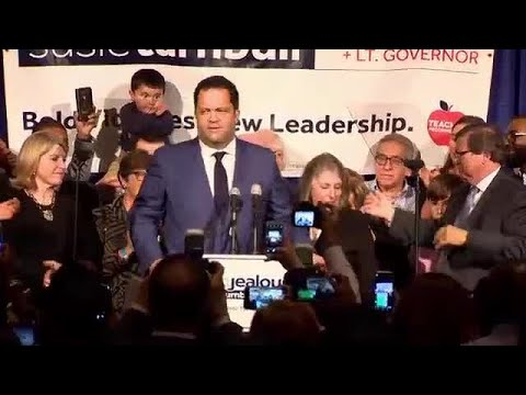 Ben Jealous Speaks To Supporters After Loss