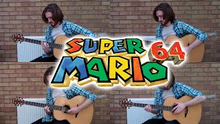 Mario 64 - Dire Dire Docks - VGM Acoustic