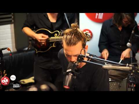 Half Moon Run - Simon & Garfunkel Cover - Session Acoustique OÜI FM