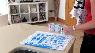 A Day in the Life of a Tea Towel