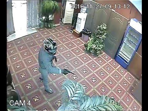 Albania, Armed  Casino Robbery