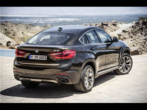2017 Bmw X6 Redesign Reviews Youtube
