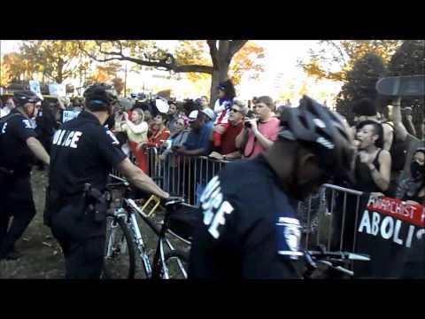 Neo-Nazi and Ku Klux Klan groups rally in Charlotte, North Carolina